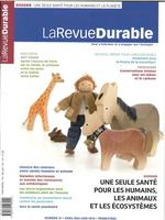 La revue durable n 57 avril 2016