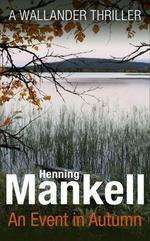 Vente Livre Numérique : An Event in Autumn  - Henning Mankell