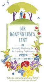 Vente EBooks : Mr Rosenblum's List: or Friendly Guidance for the Aspiring Englishman  - Natasha Solomons