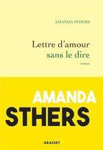 Vente Livre Numérique : Lettre d'amour sans le dire  - Amanda Sthers