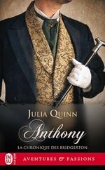 Vente Livre Numérique : La chronique des Bridgerton (Tome 2) - Anthony  - Julia Quinn