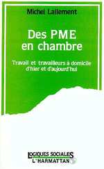 Vente EBooks : Des PME en chambre  - Michel Lallement