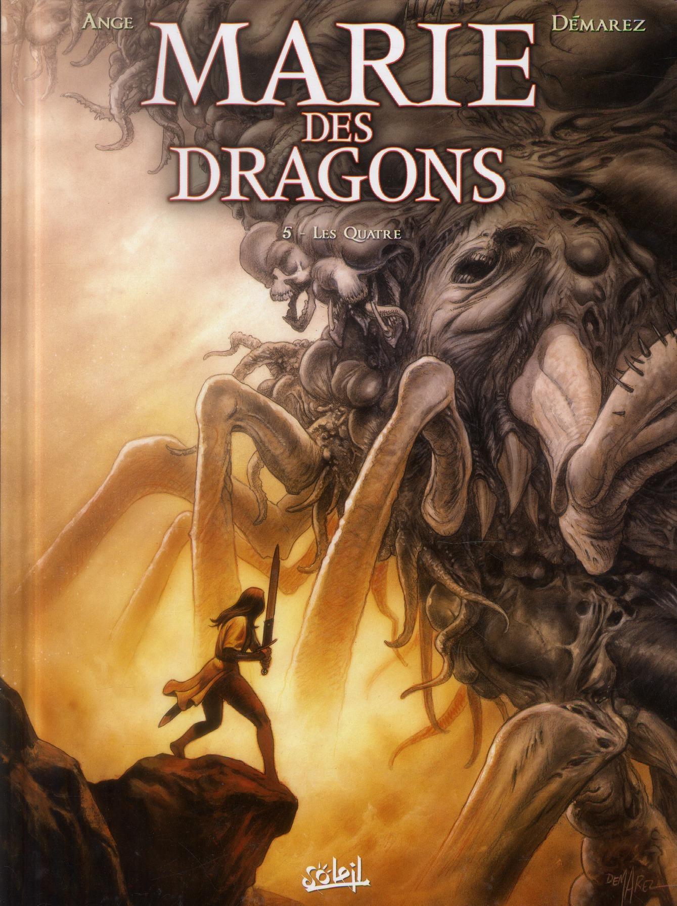 Marie des dragons t.5 ; quatre