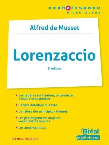 Lorenzaccio d'Alfred de Musset (2e édition)