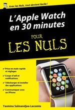 Vente EBooks : L'Apple Watch en 30mn pour les Nuls  - Yasmina SALMANDJEE LECOMTE