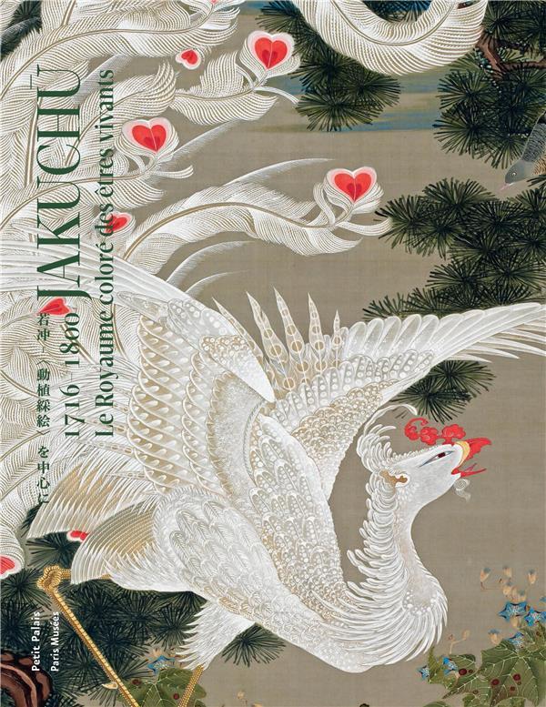 Jakuchu ; 1716-1800, le royaume coloré des êtres vivants