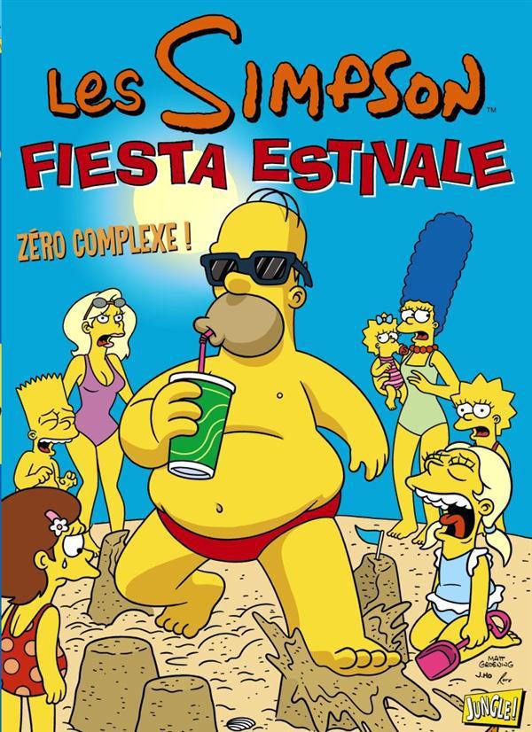 Les Simpson ; Fiesta Estivale T.2 ; Zero Complexe !