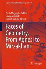 Faces of Geometry. From Agnesi to Mirzakhani  - Giampiero Mele - Tullia Norando - Paola Magnaghi-Delfino