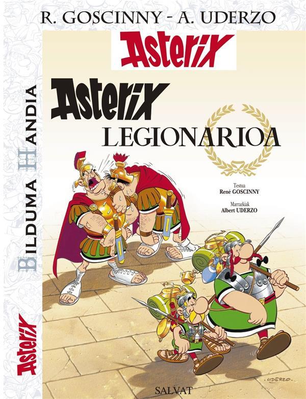 Asterix legionarioa