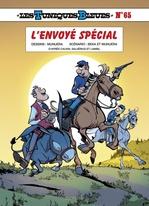 Vente Livre Numérique : Les Tuniques Bleues - tome 65 - L'envoyé spécial  - Luis Munuera Jose - Béka