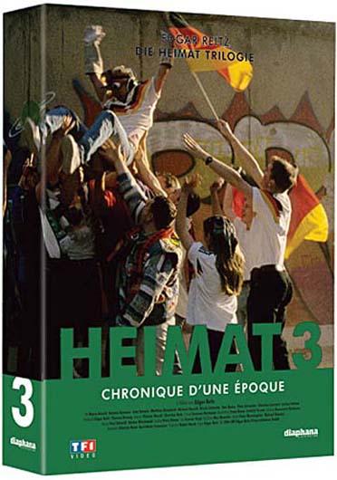 Heimat 3 - Chronique d'une époque