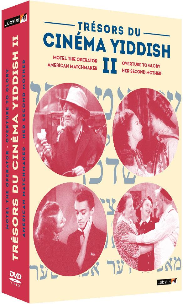 Trésors du cinéma yiddish II : Motel the Operator + Overture to Glory + American Matchmaker + Her Second Mother