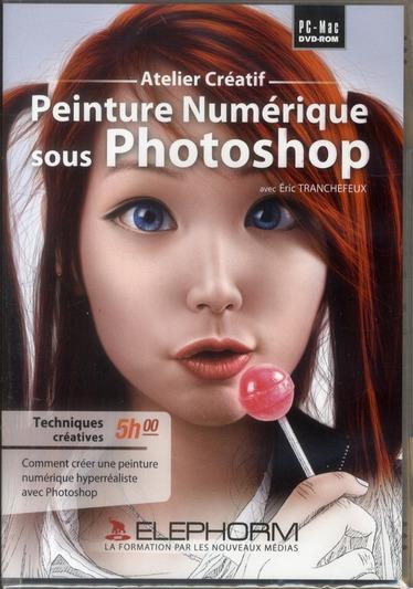 Peinture Numerique Sous Photoshop ; Le Portrait Hyper-Realiste
