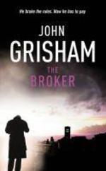 Vente Livre Numérique : The Broker  - Grisham John