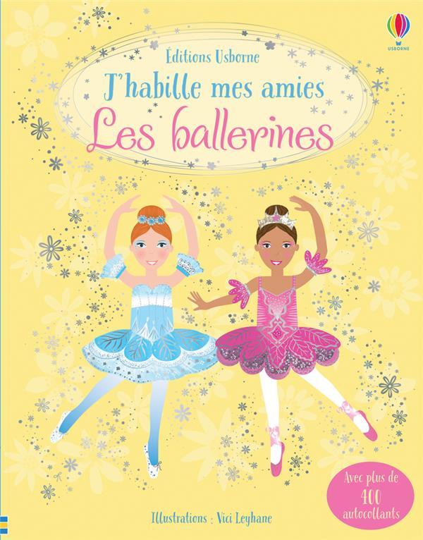 J'HABILLE MES AMIES  -  LES BALLERINES