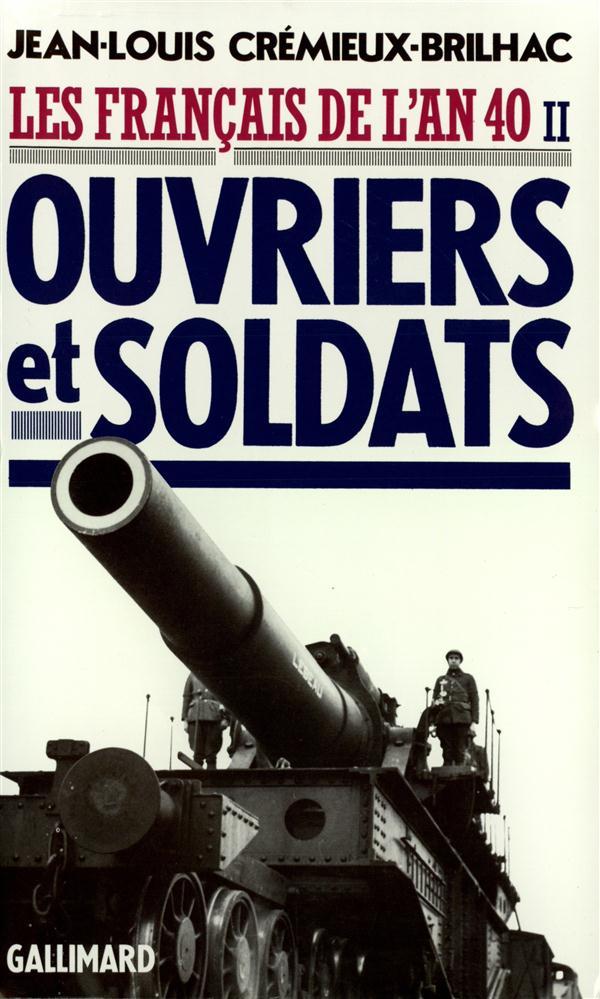 Les Francais De L'An 40 T2