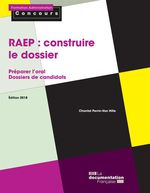 Vente Livre Numérique : RAEP : construire le dossier ; préparer l'oral, dossiers de candidats  - Chantal Perrin-Van Hille - La Documentation française