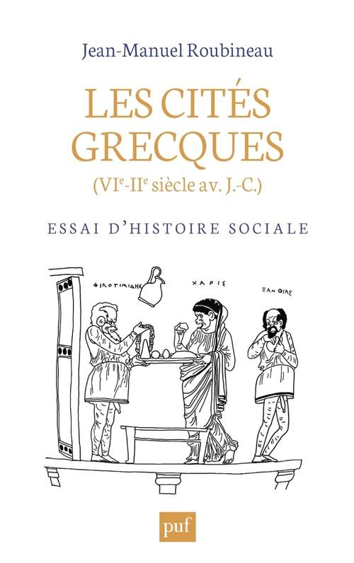 Les cités grecques (VIe-IIe siècle av J.-C.)