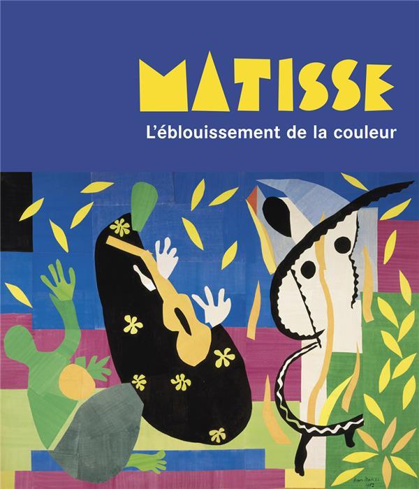 Matisse ; l'éblouissement de la couleur