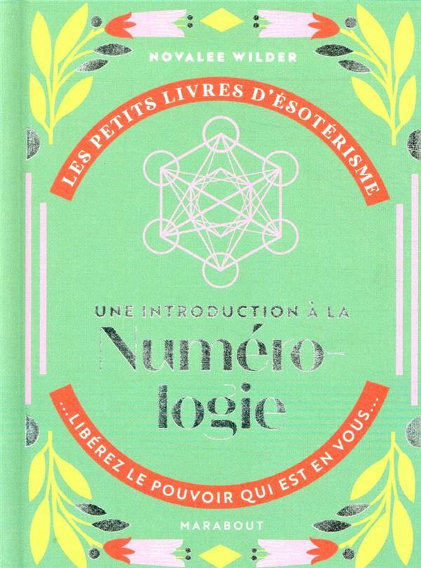 Les petits livres d'ésoterisme ; une introduction à la numérologie ; libérez le pouvoir qui est en vous
