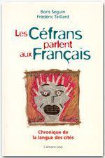 Les Céfrans parlent aux français