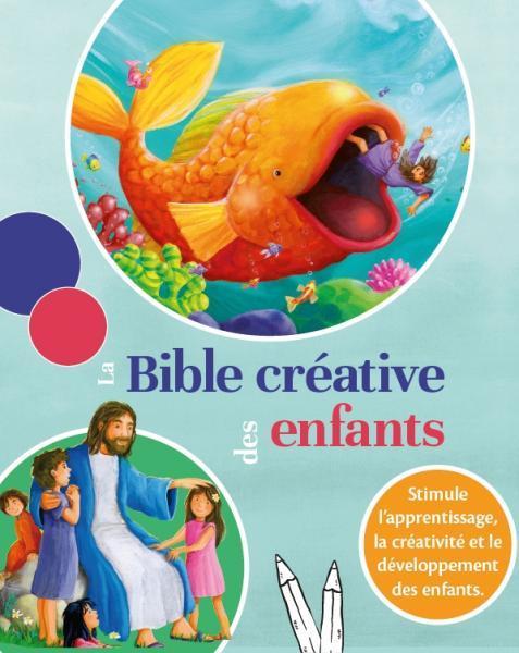 LA BIBLE CREATIVE DES ENFANTS