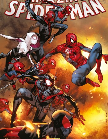 The amazing Spider-Man T.3