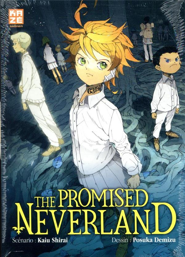 The promised Neverland ; COFFRET ; t.12 et souvenirs de maman