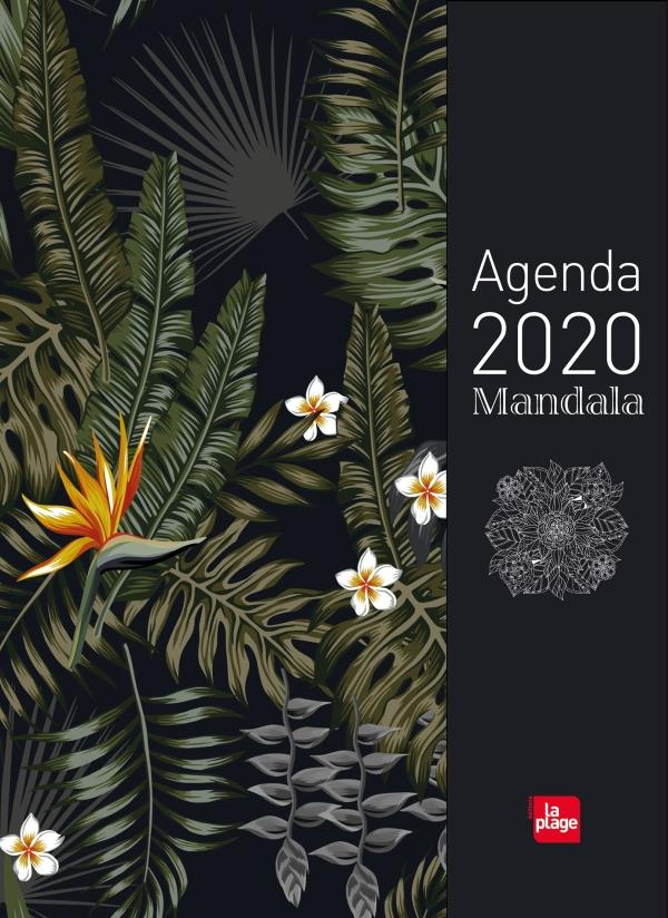 Agenda mandala (édition 2020)