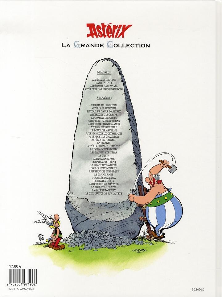 Astérix t.32 ; Astérix et la rentrée gauloise
