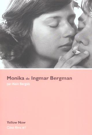 Monika de ingmar bergman - cote films n 1