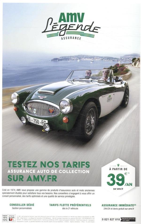 La cote de l'automobile de collection (édition 2019)
