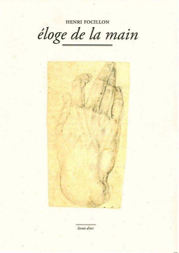éloge de la main