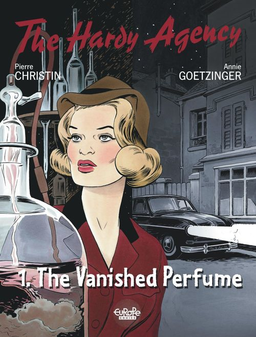 The Hardy Agency - Volume 1 - The Vanished Perfume