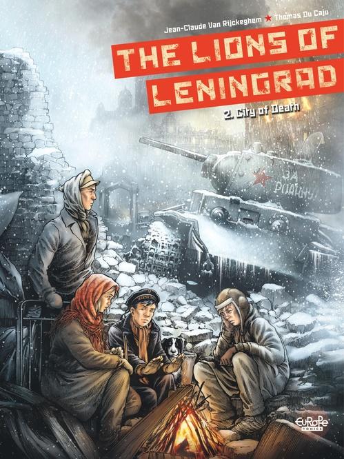 The Lions of Leningrad - Volume 2 - City of Death
