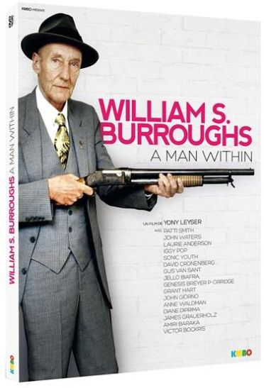 William s. Burroughs,a man within