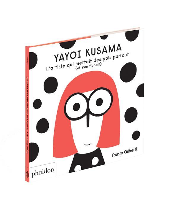 Yayoi Kusama ; l'artiste qui mettait des pois partout (et s'en fichait)