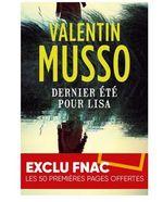 Vente Livre Numérique : Dernier été pour Lisa - Extrait gratuit  - Valentin Musso