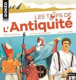 Vente EBooks : Les tops ; de l'Antiquité ; Egypte ancienne ; mythologie grecque ; Rome antique  - Hélène Montardre - Sandrine Mirza