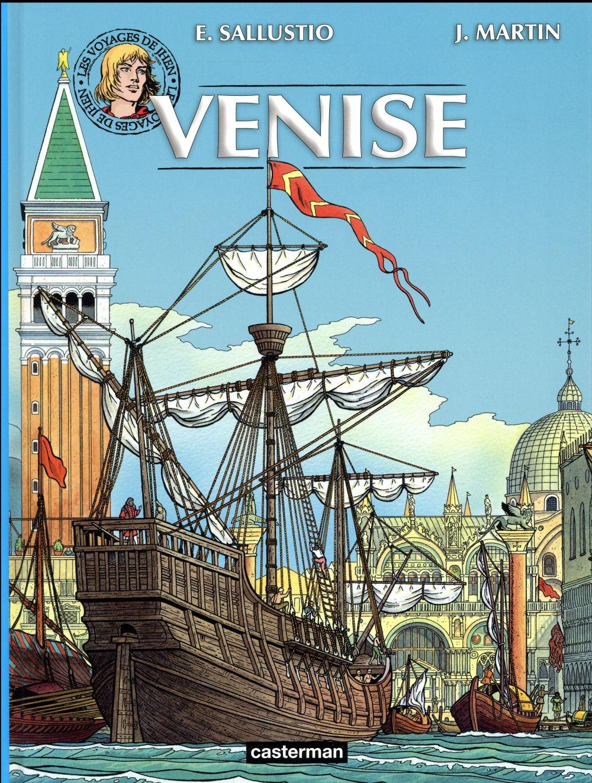Les voyages de Jhen ; Venise