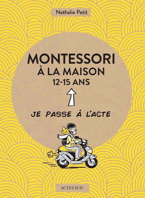 Montessori à la maison : 12-15 ans