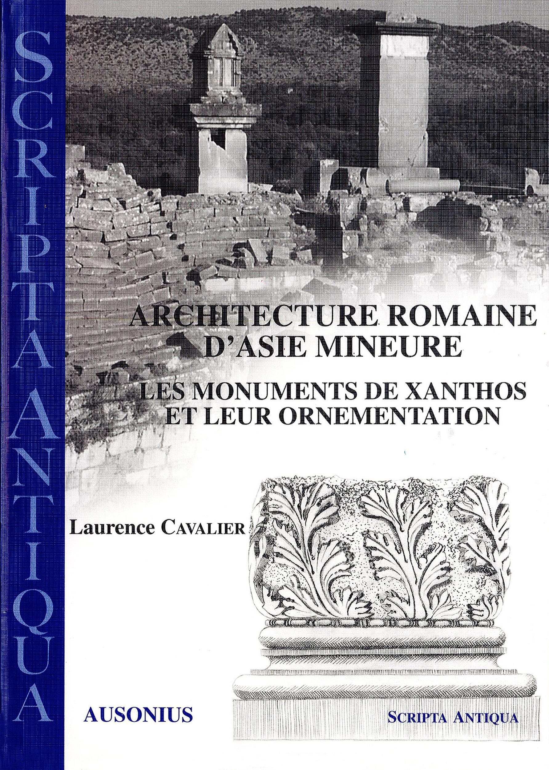 Architecture romaine d asie mineure