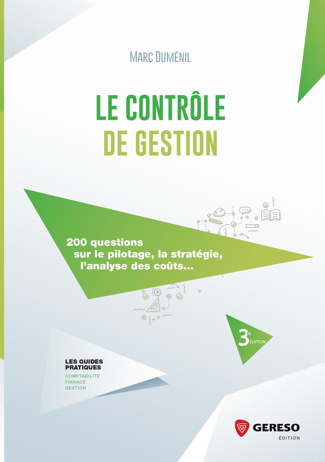 Le contrôle de gestion (3e édition)