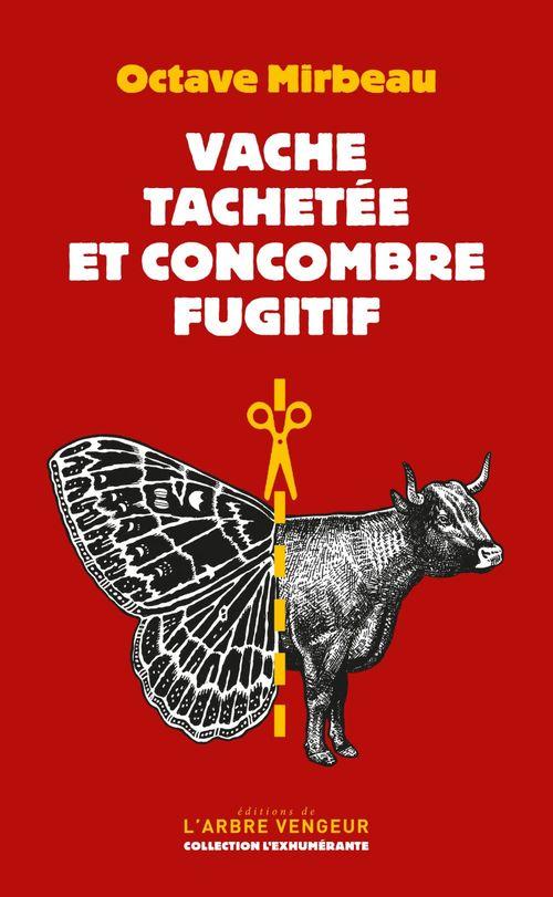 Vache tachetée et concombre fugitif