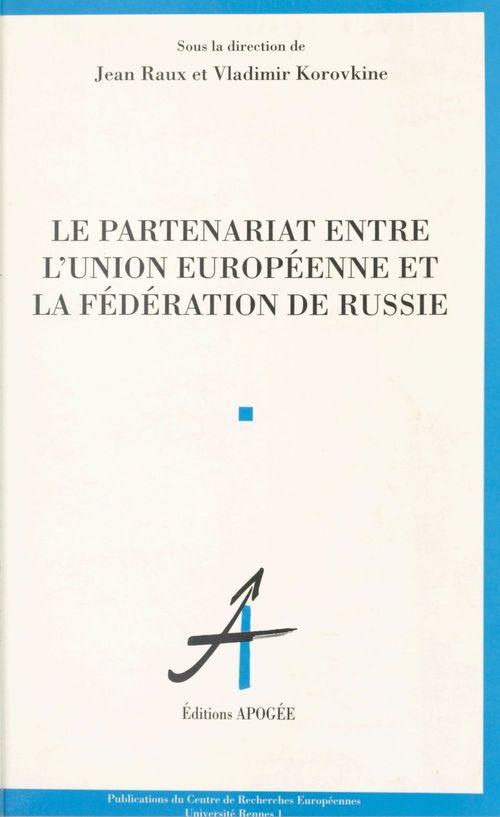 Partenariat entre union eur.& fed.ru