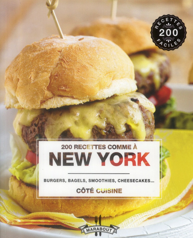 200 Recettes Comme A New York