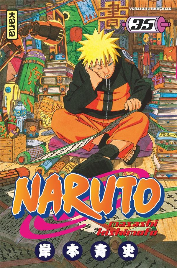 Naruto T.35