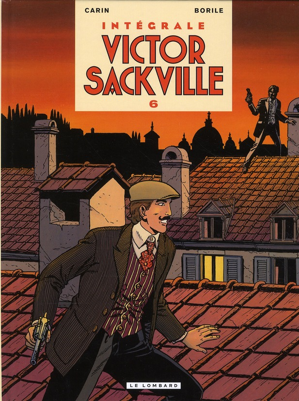 Victor Sackville t.6 ; intégrale