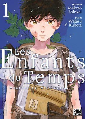 Les enfants du temps ; weathering with you T.1  - Wataru Kubota