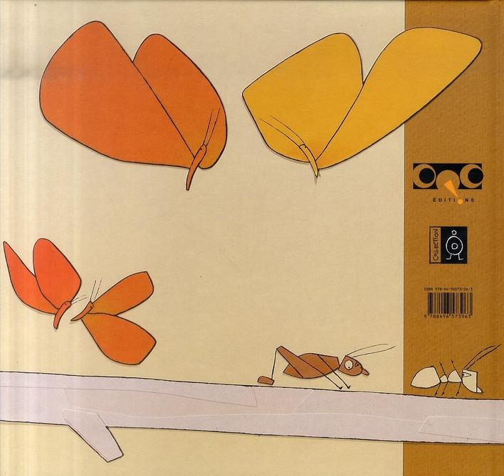 le voyage des papillons